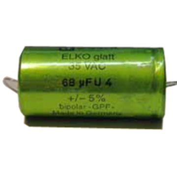 Picture of 5.60 µF bip.elko 50-Vac 5%