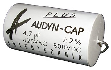 Picture of Audyn 0.33 µF MKP+ 1200V=