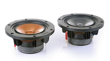 Afbeelding van Mark Audio Alpair 10 gen2 FR Copper/Gold