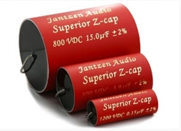 Picture for category Jantzen Audio Superior Z-cap