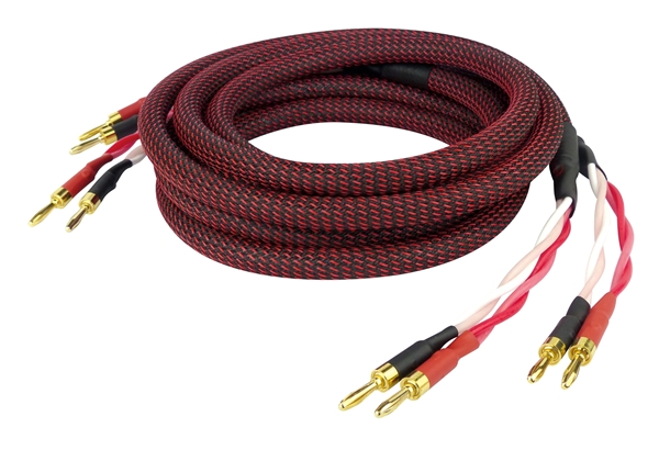 Picture of Dynavox Perfect Sound Speaker Cable Set 2.0 meters